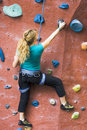 Khole Rock Climbing Series A 01 Royalty Free Stock Images