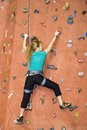 Khole Rock Climbing Series A 27 Stock Photos