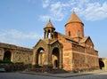 Khor Virap Monastery Royalty Free Stock Photos