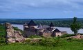 Khotyn fortress Royalty Free Stock Photo