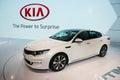 Kia Optima Royalty Free Stock Photo