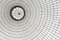Kibble palace glasgow botanical gardens scotland uk glass roof structure of Royalty Free Stock Photos