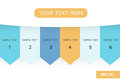 Kid blue color tone presentation chart info graphic background