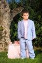 Kid portrait Royalty Free Stock Photography