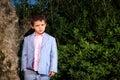 Kid portrait Stock Photo