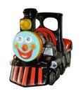 Image : Kiddie Locomotive Ride twilight