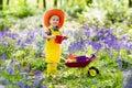 https---www.dreamstime.com-stock-photo-kids-bluebell-garden-woodland-child-flowers-tools-wheelbarrow-boy-gardening-children-play-outdoor-bluebells-work-plant-image109251561