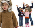 Kids fashion Royalty Free Stock Photography