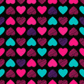 Kids girl Seamless pattern