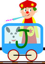 Kids & Train Series - J