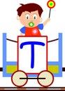 Kids & Train Series - T