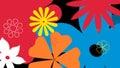 Kids Transition Flowers