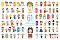 Kids Vector Characters Collect...
