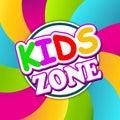 Kids Zone Banner Design.