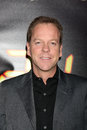 Kiefer sutherland arrives at the series finale party boulevard los angeles ca april Stock Image