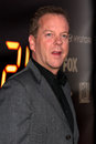 Kiefer sutherland arrives at the series finale party boulevard los angeles ca april Stock Photos