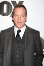 Kiefer sutherland arriving at the fox tv tca party at my place in los angeles ca on january Stock Photo