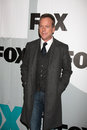 Kiefer sutherland arriving at the fox tv tca party at my place in los angeles ca on january Stock Images
