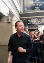 Kiefer Sutherland on broadway. Royalty Free Stock Images