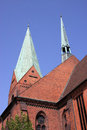 Kiel Saint Heinrich Church Royalty Free Stock Photo