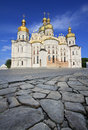 Kiev - Pechersk Lavra. Stock Photos