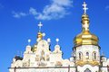 Kiev - Pechersk Lavra Royalty Free Stock Photography