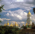Kiev-Pechersk Lavra. Stock Images
