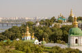 Kiev Pechersk Lavra Images stock