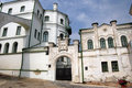 Kiev-Pechersk Lavra monastery in Kiev Royalty Free Stock Photography