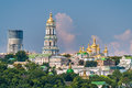 Kiev pechersk lavra orthodox monastery ukraine Stock Photo