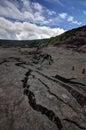 Kilauea Iki Trail Royalty Free Stock Photo