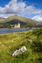 Kilchurn Castle Stock Photography
