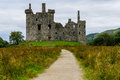 Kilchurn castle scotland uk th century tower house argyll and bute Stock Photo