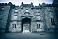 Kilkenny castle historic medieval ireland Royalty Free Stock Photo