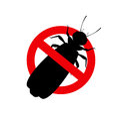 Kill Winged Termites Sign Royalty Free Stock Photo