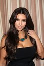 Kim kardashian at the noon by noor launch event sunset tower hotel west hollywood ca Royalty Free Stock Photos