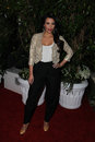 Kim kardashian at the qvc red carpet style party four seasons hotel los angeles ca Stock Image