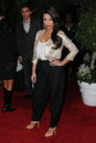 Kim kardashian at the qvc red carpet style party four seasons hotel los angeles ca Royalty Free Stock Image