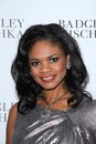 Kimberly elise at the opening of the badgley mischka flagship on rodeo drive beverly hills ca Royalty Free Stock Photos