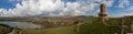 Kimmeridge bay and clavell tower dorset jurassic coast world heritage site england uk Stock Photography