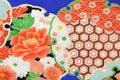 Kimono pattern Stock Photos