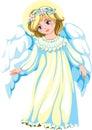 Kind angel