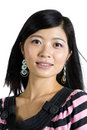 Kind Chinese girl - portrait Royalty Free Stock Photo