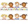 Mateřská škola abeceda označení organizace nebo instituce