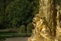 Kinesen details huset Royaltyfria Bilder
