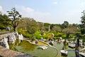 Kinesisk park Royaltyfri Foto