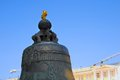 King bell x tsar bell x in moscow kremlin color photo unesco world heritage site Stock Photo