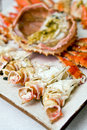 King crab  Royalty Free Stock Photo
