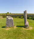 King donierts stone bodmin moor cornwall england doniert s cornish tourist attraction doniert s uk Stock Image