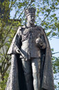 King Edward VII statue, Reading, Berkshire Stock Photo